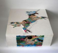 Unicorn Dreams Keepsake/Memory Box